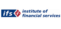 The Institute of Financial Services School of Finance (iFS) logo