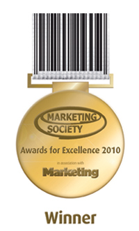 marketing society awards for excellence 2010